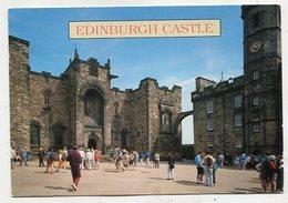 SCOTLAND -  AK 328804 Edinburgh Castle - Midlothian/ Edinburgh