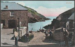 Portloe, Cornwall, C.1905-10 - Argall's Postcard - England