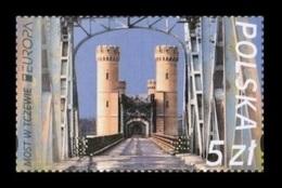 Poland 2018 Mih. 4987 Europa-Cept. Bridges MNH ** - 1944-.... Republic