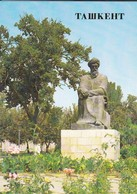 OUZBEKISTAN---capitale TASHKENT--monument To Biruni--voir  2 Scans - Uzbekistan