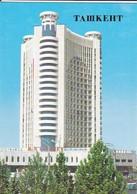 OUZBEKISTAN---capitale TASHKENT--moskva Hotel--voir  2 Scans - Uzbekistan