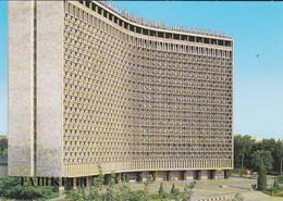 OUZBEKISTAN---capitale TASHKENT---uzbekiston Hotel---voir  2 Scans - Uzbekistan