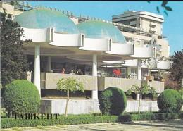 OUZBEKISTAN---capitale TASHKENT---blue Cupolas Cafe--voir  2 Scans - Ouzbékistan
