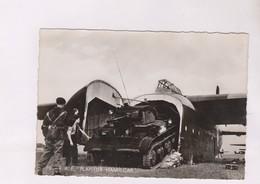 CPM PHOTO AVION ROYAL AIR FORCE, PLANEUR HAMILCAR - 1946-....: Moderne