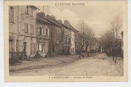 LEDERGUES - Avenue De Rodez - Andere Gemeenten