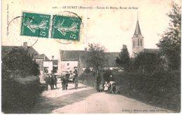 LE BURET .... ENTREE DU BOURG - France
