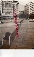 87 - LIMOGES -  PLACE REPUBLIQUE-CHAISES DU ROYALTY SUR LE TOIT DU PARKING -CINEMA STAR -MONOPRIX- PHOTO ORIGINALE - Lieux