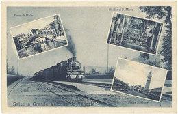 Cpa Italie – Saluti A Grande Velocita Da Venezia ( Train ) - Otros
