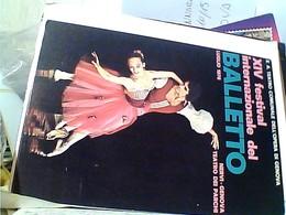 GENOVA TEATRO DEI PARCHI NERVI  XIV FESTIVAL BALLETTO INTERNAZIONALE N1976 GU2707 - Danza