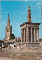 17. Gf. MOEZE. L'église Et La Croix Hosannière. 0023 - Otros Municipios