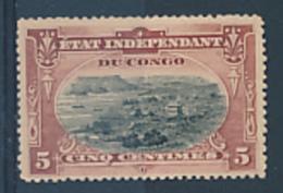 BELGIAN CONGO BOX 2  1894 ISSUE COB 15 LH - Belgian Congo