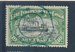 BELGIAN CONGO BOX 2  1894 ISSUE COB 29 USED - 1894-1923 Mols: Gebraucht