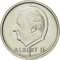 Monnaie, Belgique, Albert II, Franc, 1996, Bruxelles, SUP, Nickel Plated Iron - 1993-...: Albert II