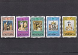 Anguilla Nº 510 Al 514 - Anguilla (1968-...)
