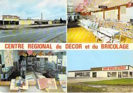 COMMERCE - 61 Dépôt Vente LETRIBOT ( Centre Decor Et Bricolage ) St Lô / Coutances / Carentan / Argentan - CPSM GF Orne - Fiere