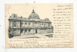 Cp , 80 , AMIENS ,le Musée De PICARDIE , Dos Simple , Voyagée 1900 - Amiens