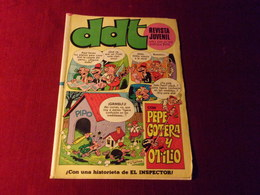 Ddt Revista Juvenil Ano Xxii  No 305  CON PEPE GOTERA Y OTILIO - Books, Magazines, Comics