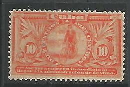 Facteur 10c Orange - Telegraph