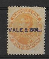VENEZUELA - 1901 - FISCAUX-POSTAUX - YT N° 91 (*) SIGNE BRUN  - COTE = 55 EUR - Venezuela