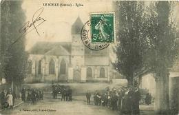 Le Boisle. Eglise - Autres Communes