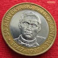Dominicana 5 Pesos 1997 KM# 88 Dominican Republic - Dominicana
