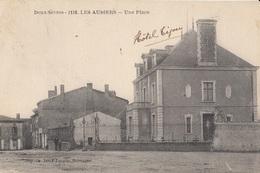 CARTE POSTALE LES AUBIERS - France