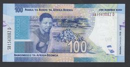 South Africa - 100 Rand - MANDELA Centenary 1918-2018  -SB 1543082 D- -mSPL/ SPL - Sudafrica