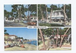 83--HYERES---Les Pesquiers  --RECTO / VERSO-B22 - Hyeres