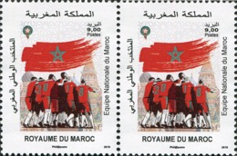 Morocco - World Cup 2018 - Pair - Marokko (1956-...)
