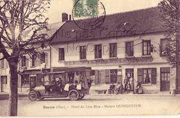 60 BORAN Hôtel Du Lion Bleu Maison QUIN QUETON - Boran-sur-Oise
