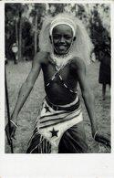 RUANDA-URUNDI-DANSEURDU ROI-DANCER-RWANDA - Ruanda-Urundi