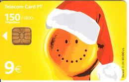 PORTUGAL - Christmas 2001, Tirage 80000, 11/01, Used - Portugal