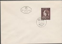 """Österreich 1960: ET """"Gustav Mahler"""" (siehe Foto/ Scan) - 1945-.... 2. Republik"""