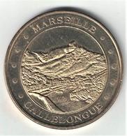 Monnaie De Paris 13.Marseille - Callelongue 2013 - Monnaie De Paris