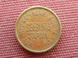 JAPON Jeton De TOKYO - Monetary /of Necessity
