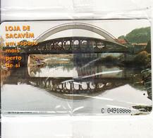 PORTUGAL(chip) - Loja De Sacavem, Tirage 4500, 12/96, Mint - Portugal