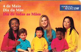 PORTUGAL(chip) - Dia Da Mae 97, Tirage 10000, 02/97, Used - Portugal