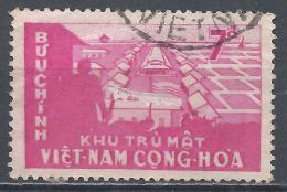 Viet Nam 1960. Scott #143 (U) Model Farm * - Viêt-Nam