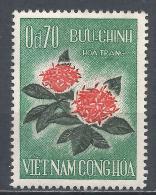 Viet Nam 1965. Scott #261 (M) Orchild, Flowers * - Viêt-Nam