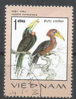 Viet Nam Democratic Republic 1977. Scott #871 (U) Aceros Nipalensis, Rare Bird * - Viêt-Nam