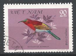 Viet Nam Democratic Republic 1981. Scott #1132 (U) Nectar-sucking Bird * - Viêt-Nam