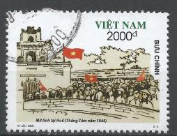 Viet Nam Democratic Republic 2005. Scott #3256 (U) August Revolution, 60th Anniv. * - Viêt-Nam