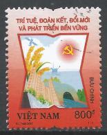 Viet Nam Democratic Republic 2007. Scott #3295 (U) Implementation Of Resolutions * - Viêt-Nam
