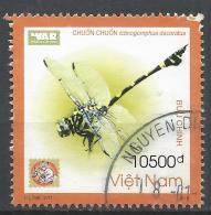 Viet Nam Democratic Republic 2011. Scott #3421 (U) Insect, Dragonfliy, Ictinogomphus Decoratus * - Viêt-Nam