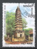 Viet Nam Democratic Republic 2018. Scott #3588 (U) Pho Minh Pagoda, Viet Nam * - Viêt-Nam
