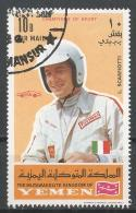 Kingdom Of Yemen. #D (U) L. Scarfiotti, Racing Car Driver * - Yémen