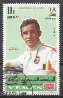 Kingdom Of Yemen. #F (U) J. Icky, Racing Car Driver * - Yémen