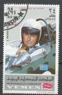 Kingdom Of Yemen. #G (U) J. Brabham, Racing Car Driver * - Yémen