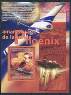 D- [400190] **/Mnh-Guinée 2008 - BL3579, Amerrissage De La Sonde Phoenix, Astronautique - Astronomie