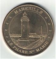 Monnaie De Paris 13.Marseille - Le Phare Sainte Marie 2013 - Monnaie De Paris